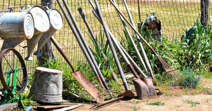 Nettoyer et entretenir vos outils de jardin
